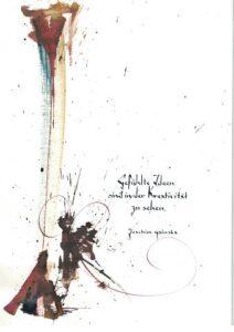 Joachim Galuska - Gefühlte Ideen