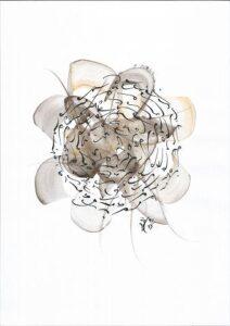 Uta Galuska -Alles ist ohne Anfang, ohne Ende, ist ein Kreis